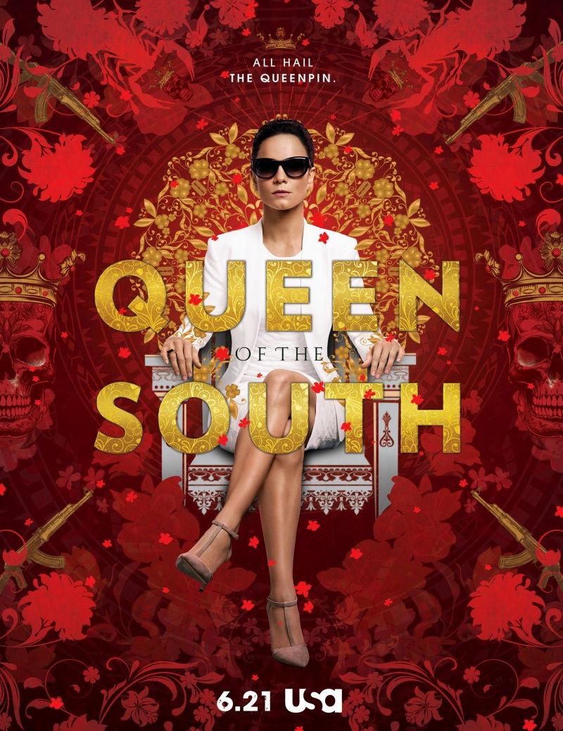 Королева юга. Обложка с сайта ipicture.ru