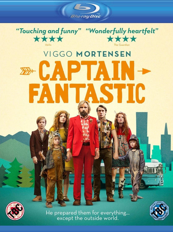 Капитан Фантастик. Обложка с сайта keep4u.ru