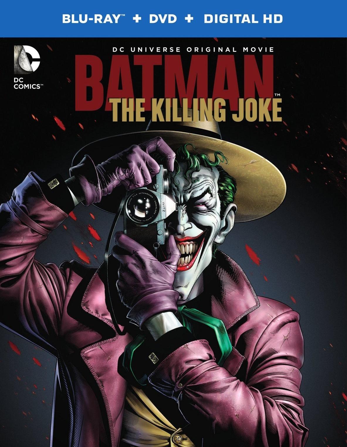 Бэтмен: Убийственная шутка. Обложка с сайта imageshost.ru