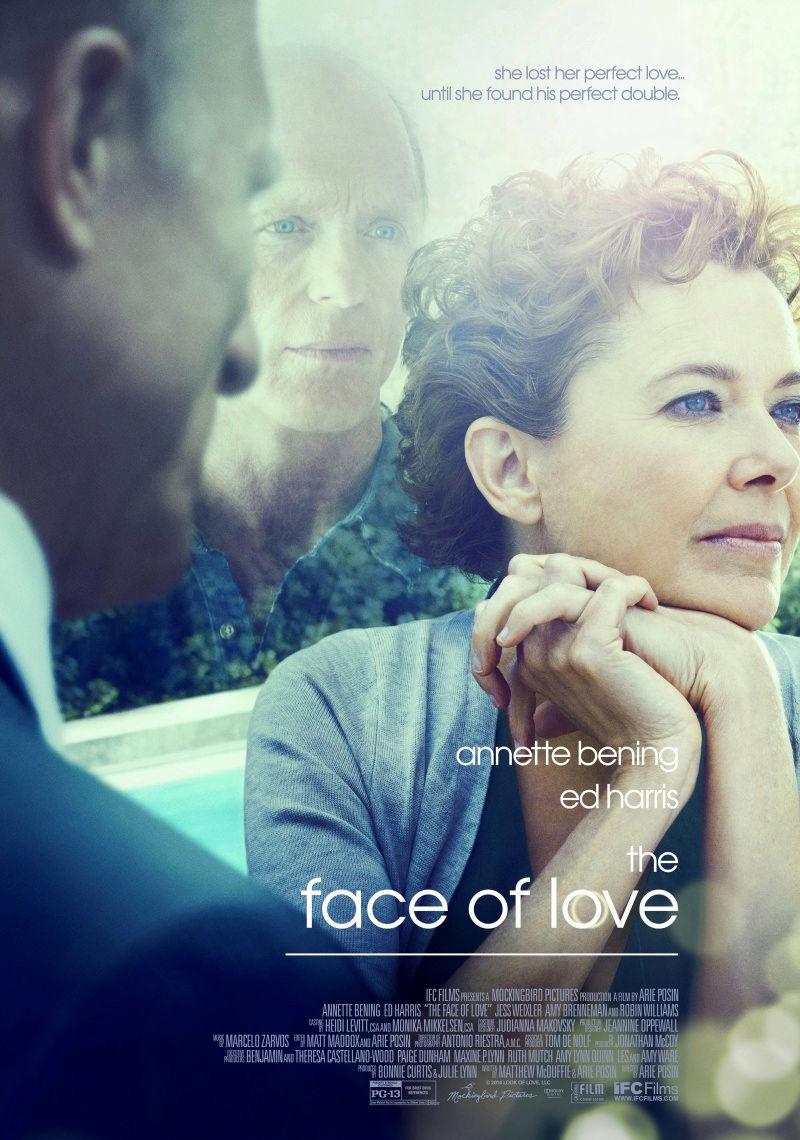 Лицо любви. Обложка с сайта ozon.ru