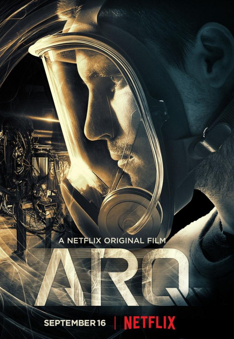 ARQ. Обложка с сайта kino-govno.com