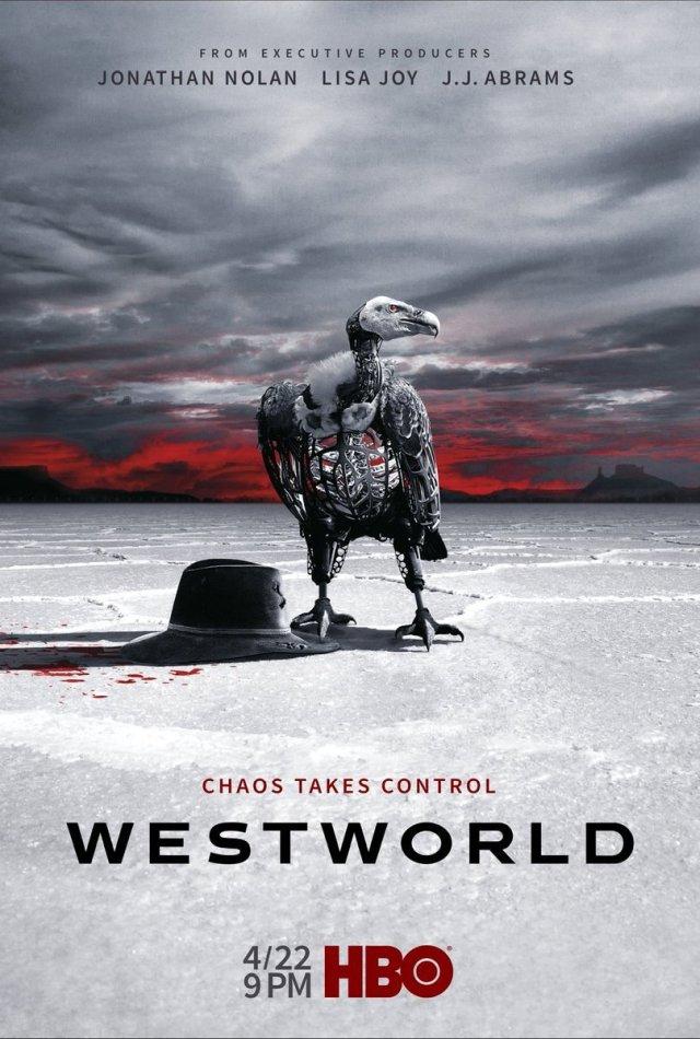Кадр из сериала «Мир Дикого Запада»