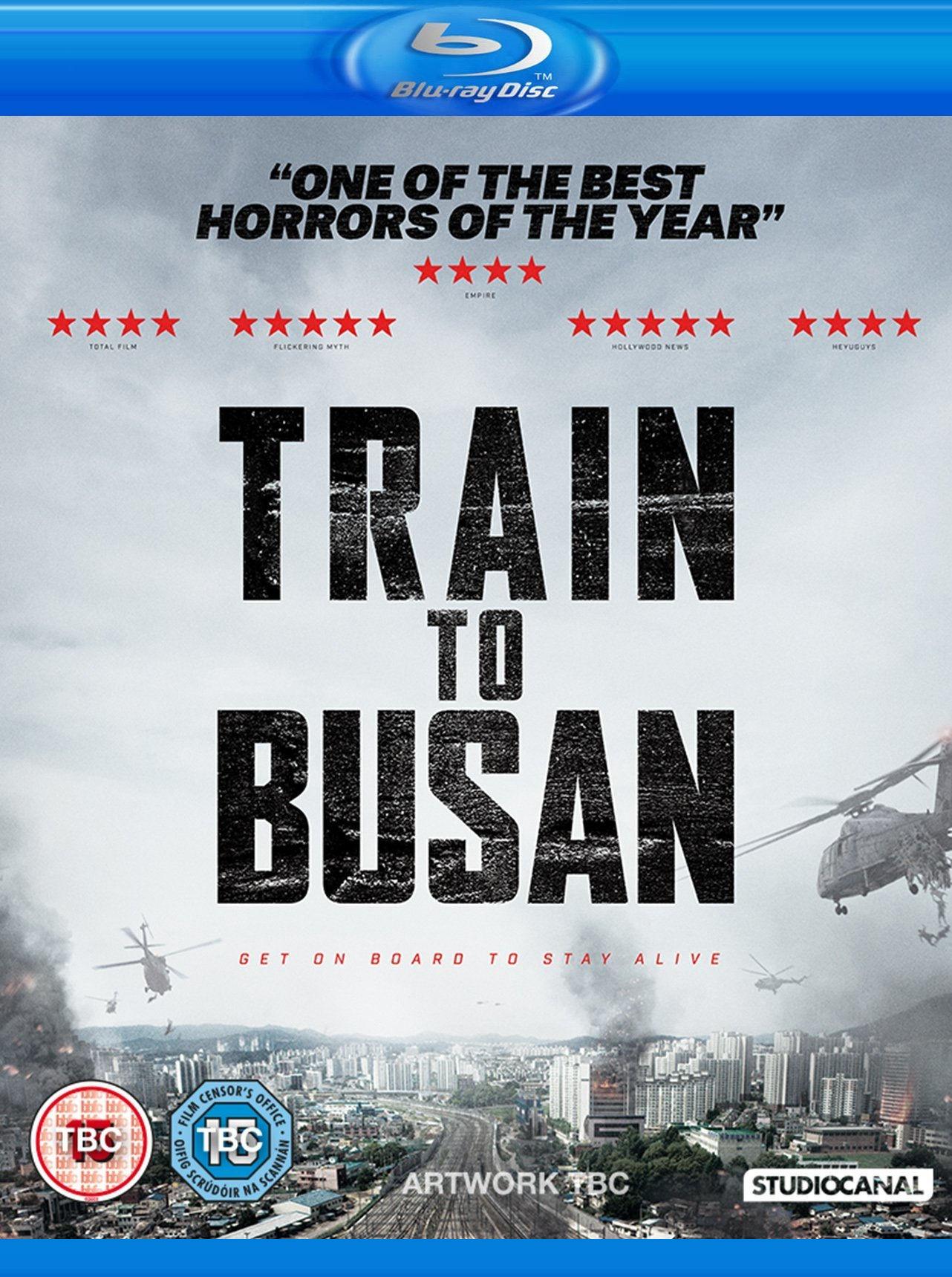Поезд в Пусан. Обложка с сайта kinopoisk.ru