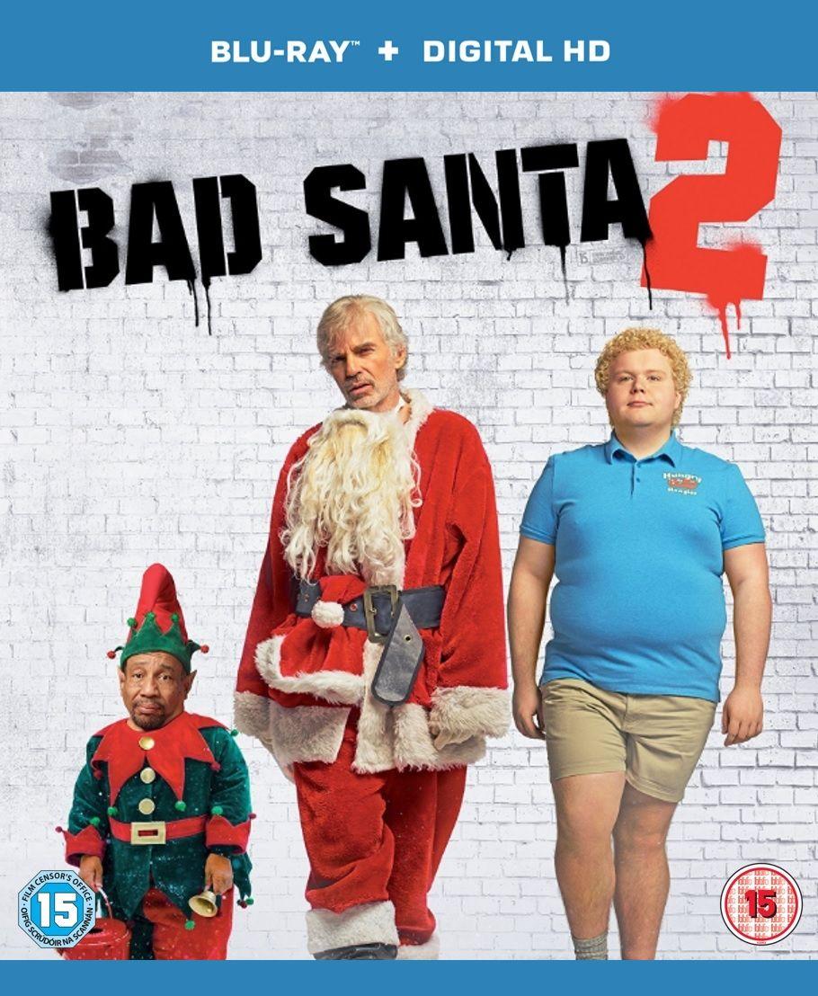 Плохой Санта 2. Обложка с сайта kinopoisk.ru