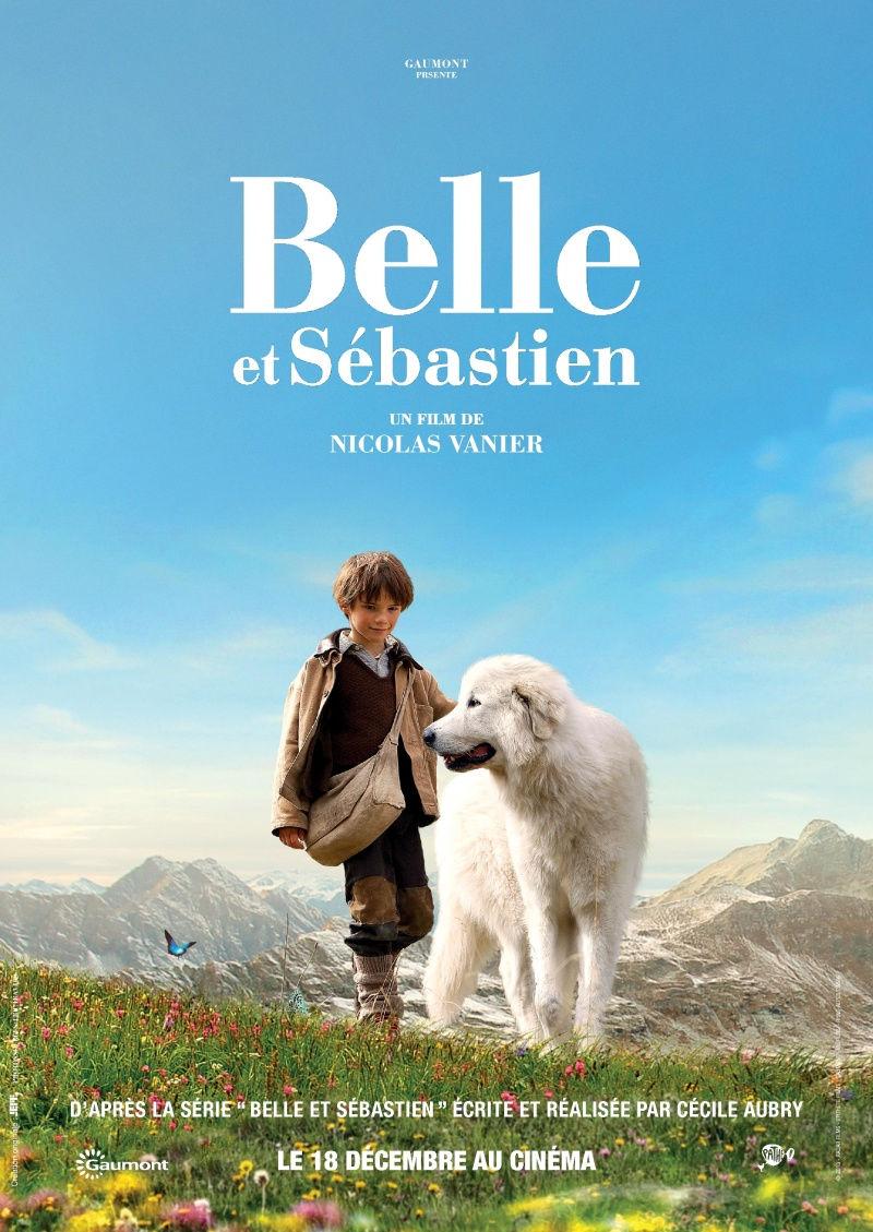 Белль и Себастьян. Обложка с сайта bolero.ru