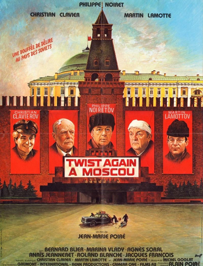 Твист снова в Москве. Обложка с сайта kinopoisk.ru