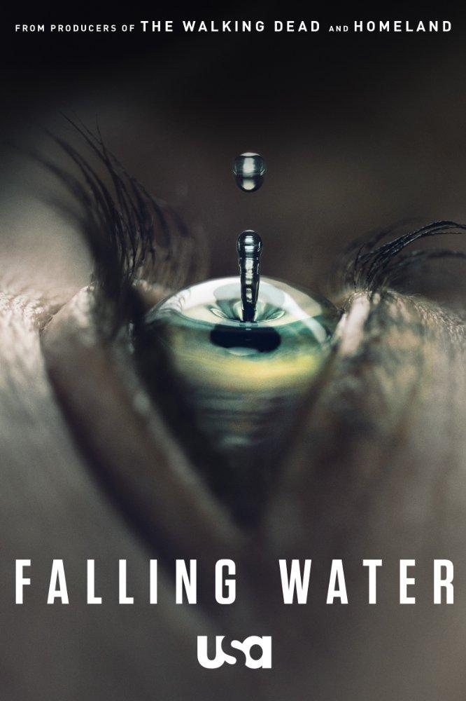 Падающая вода. Обложка с сайта bolero.ru