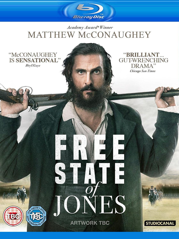 Свободный штат Джонса. Обложка с сайта kino-govno.com