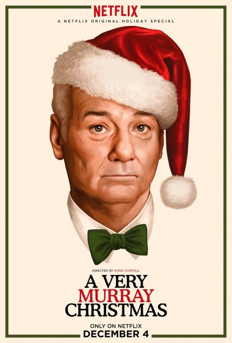 Очень Мюрреевское Рождество. Обложка с сайта imageshost.ru