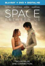 Космос между нами. Обложка с сайта ozon.ru