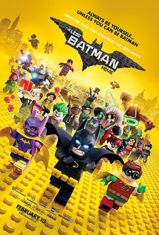 Лего Фильм: Бэтмен. Обложка с сайта kino-govno.com