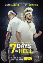 7 дней в аду (ТВ). Обложка с сайта kino-govno.com