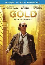 Постер фильма «Золото»