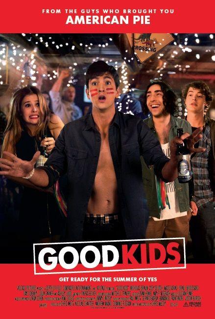 Хорошие дети. Обложка с сайта imagepost.ru