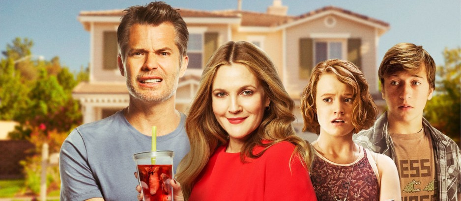 Диета из Санта-Клариты. Обложка с сайта kino-govno.com