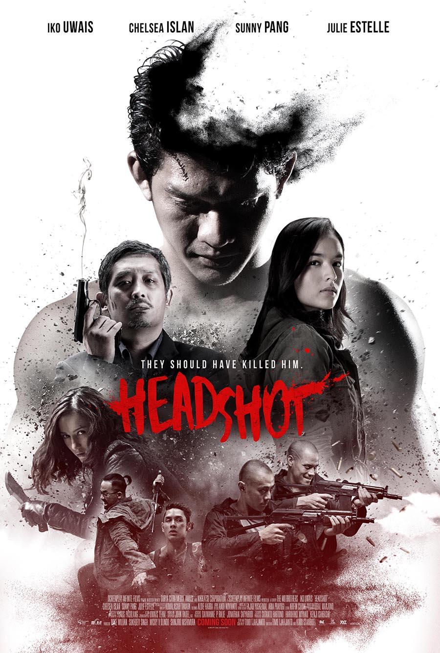 Рейд: Пуля в голове. Обложка с сайта kinopoisk.ru