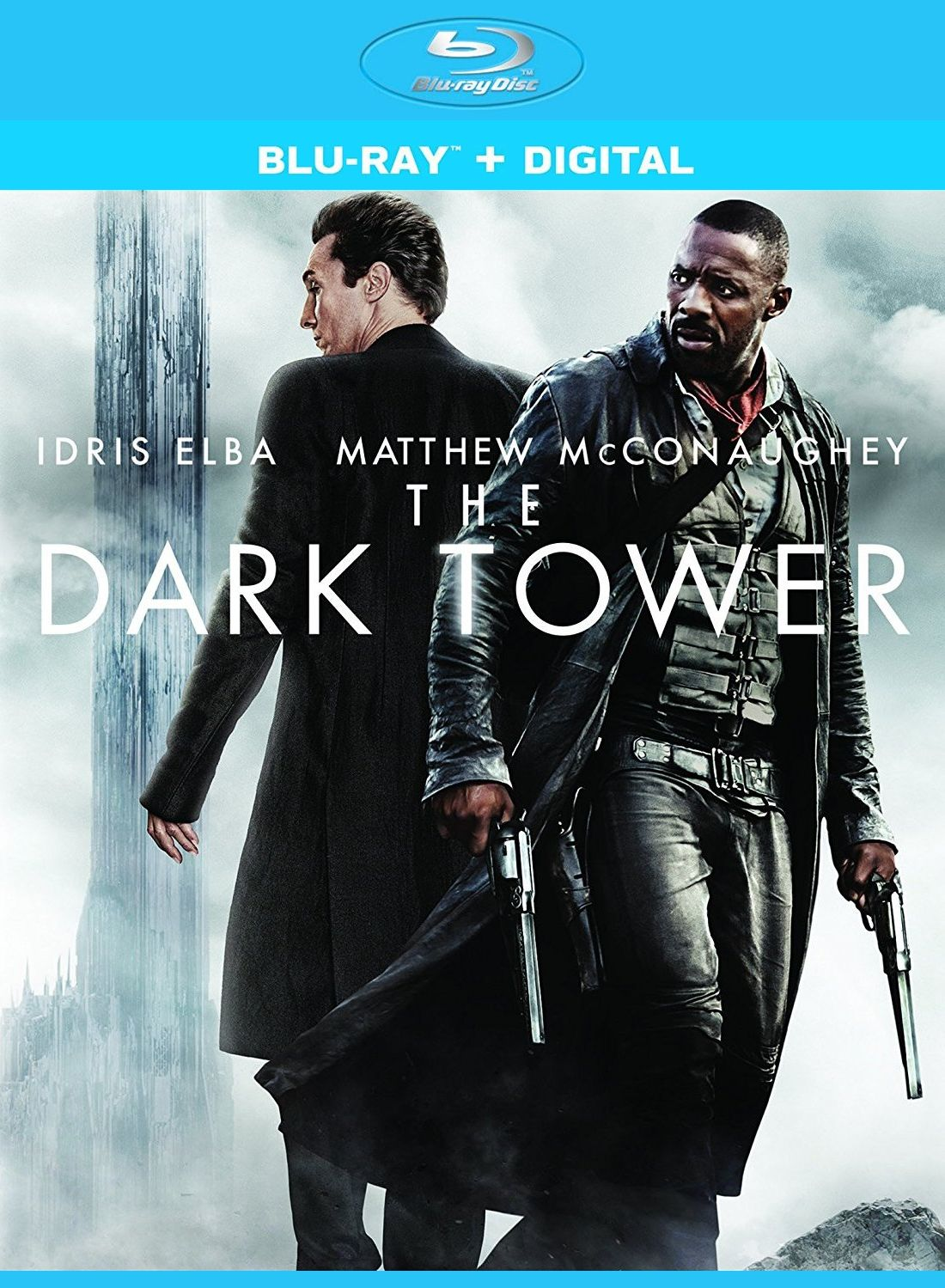 Темная башня. Обложка с сайта kino-govno.com