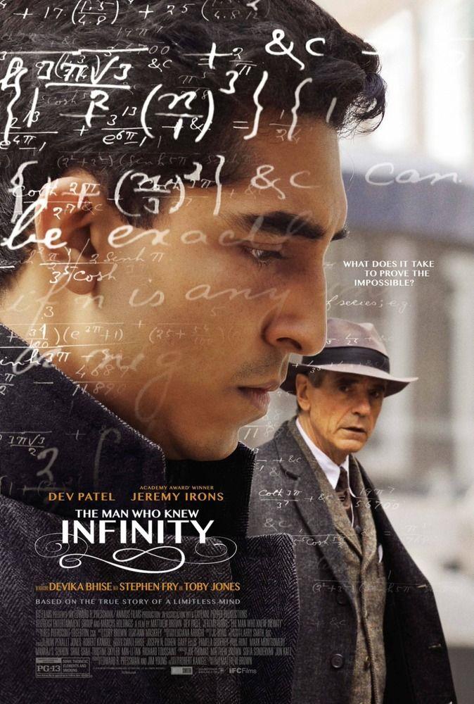 Человек, который познал бесконечность. Обложка с сайта radikal.ru