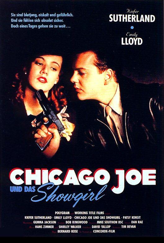 Чикаго Джо и стриптизерша. Обложка с сайта imageshost.ru