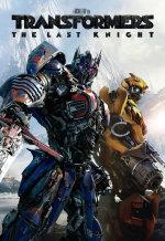 Постер фильма «Трансформеры: Последний рыцарь»