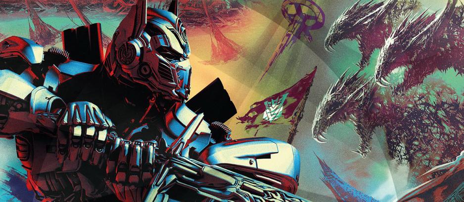 Трансформеры: Последний рыцарь. Обложка с сайта keep4u.ru