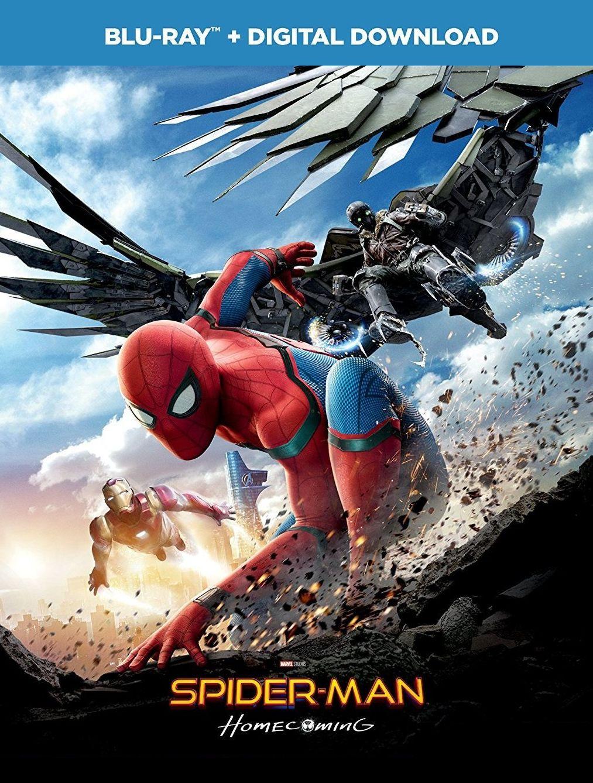 Человек-паук: Возвращение домой. Обложка с сайта bolero.ru
