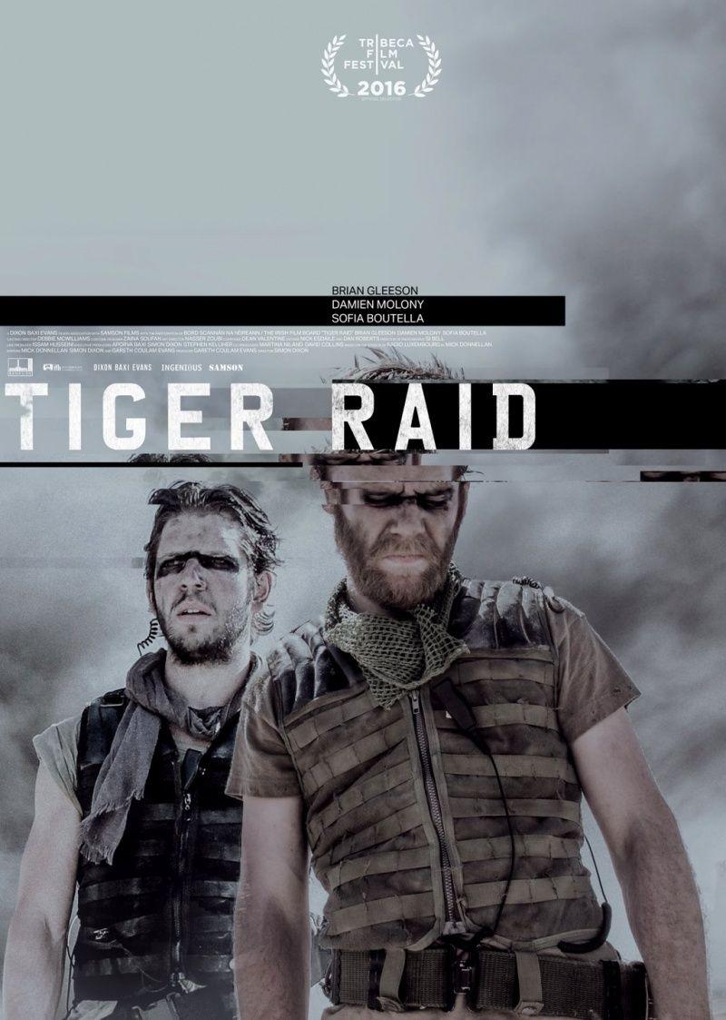 Рейд тигров. Обложка с сайта imagepost.ru