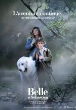 Постер фильма «Белль и Себастьян, приключение продолжается»