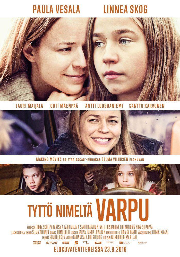 Девочка по имени Варпу. Обложка с сайта imagepost.ru