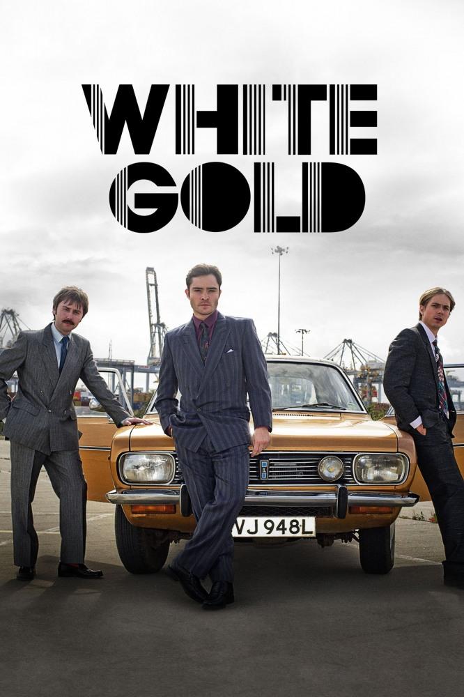 Белое золото. Обложка с сайта ozon.ru