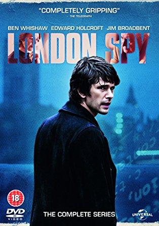 Лондонский шпион . Обложка с сайта kinopoisk.ru