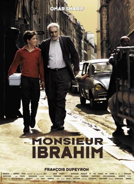 Мсье Ибрагим и цветы Корана. Обложка с сайта imageshost.ru
