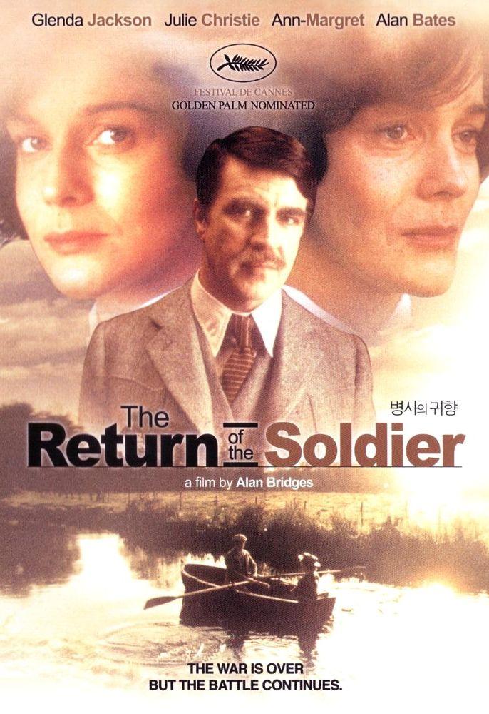 Возвращение солдата. Обложка с сайта bolero.ru