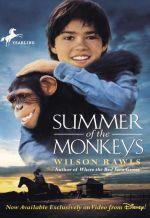 Неприятности с обезьянками. Обложка с сайта bolero.ru
