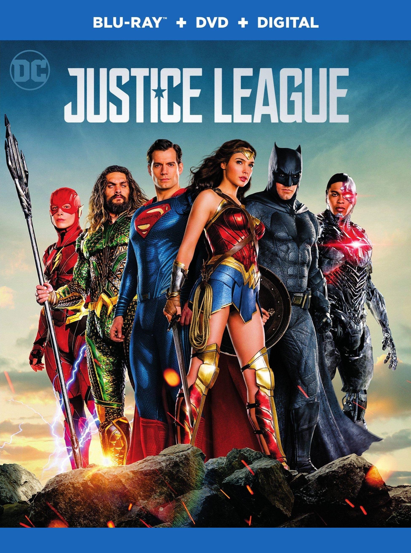 Лига справедливости. Обложка с сайта kino-govno.com