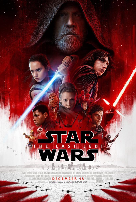 Звёздные войны: Последние джедаи. Обложка с сайта keep4u.ru