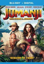 Постер фильма «Джуманджи: Зов джунглей»