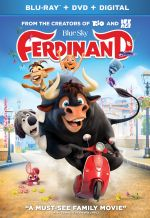 Постер фильма «Фердинанд»