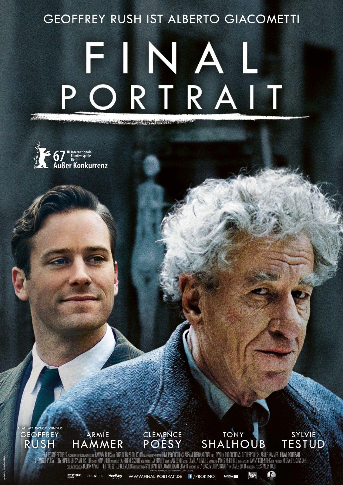 Последний портрет. Обложка с сайта imageshost.ru