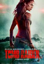 Tomb Raider: Лара Крофт. Обложка с сайта imagepost.ru