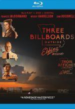 Постер фильма «Три биллборда на границе Эббинга, Миссури»