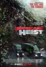 Постер фильма «Ограбление в ураган»