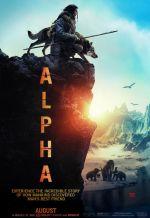Постер фильма «Альфа»