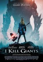 Постер фильма «Я сражаюсь с великанами»
