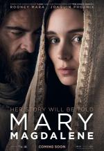 Постер фильма «Мария Магдалина»