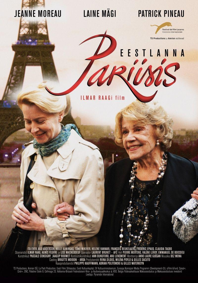Эстонка в Париже. Обложка с сайта bolero.ru