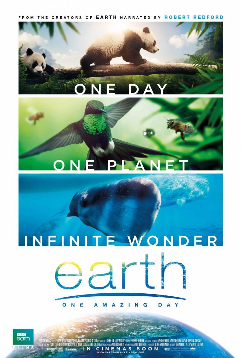Земля: Один потрясающий день. Обложка с сайта ipicture.ru
