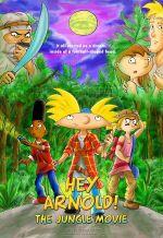 Эй, Арнольд! Приключения в джунглях. Обложка с сайта imageshost.ru