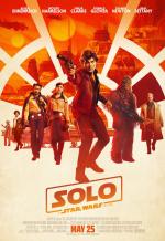 Постер фильма «Хан Соло: Звёздные Войны. Истории»
