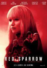 Постер фильма «Красный воробей»